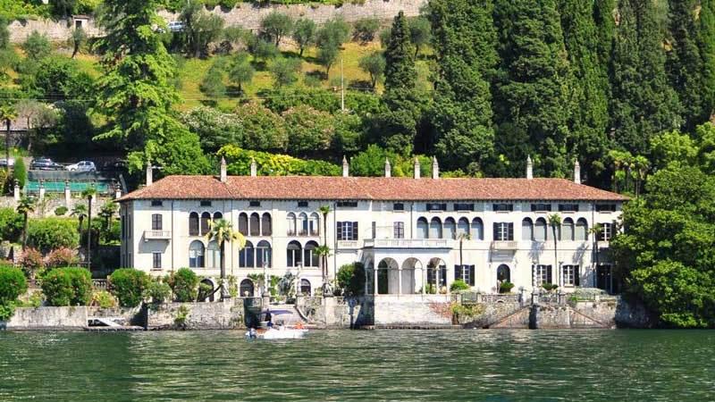Tempat Instagramable Danau Como Italia